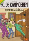 Cover for F.C. De Kampioenen (Standaard Uitgeverij, 1997 series) #9 - Tournée zénérale [Herdruk 2004]