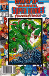 Cover for What If...? (Marvel, 1989 series) #25 [Newsstand]