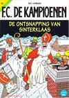 Cover Thumbnail for F.C. De Kampioenen (1997 series) #10 - De ontsnapping van Sinterklaas [Herdruk 2007]