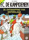 Cover for F.C. De Kampioenen (Standaard Uitgeverij, 1997 series) #10 - De ontsnapping van Sinterklaas [Herdruk 2010]