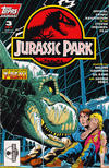 Cover Thumbnail for Jurassic Park (1993 series) #3 [Direct Edition]