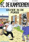 Cover for F.C. De Kampioenen (Standaard Uitgeverij, 1997 series) #11 - Xavier in de puree [Herdruk 2005]