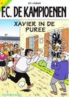 Cover for F.C. De Kampioenen (Standaard Uitgeverij, 1997 series) #11 - Xavier in de puree [Herdruk 2007]