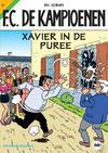 Cover for F.C. De Kampioenen (Standaard Uitgeverij, 1997 series) #11 - Xavier in de puree [Herdruk 2012]
