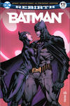 Cover for Batman Rebirth (Urban Comics, 2017 series) #12