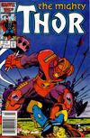 Cover for Thor (Marvel, 1966 series) #377 [Newsstand]