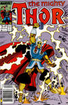 Cover for Thor (Marvel, 1966 series) #378 [Newsstand]