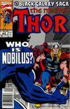 Cover Thumbnail for Thor (1966 series) #422 [Newsstand]