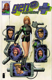 Cover Thumbnail for Gen 13 Interactive Plus! (Image, 1998 series)
