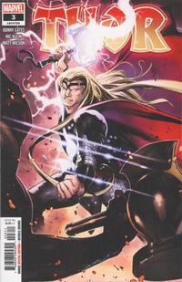 Cover Thumbnail for Thor (Marvel, 2020 series) #3 [Olivier Coipel]