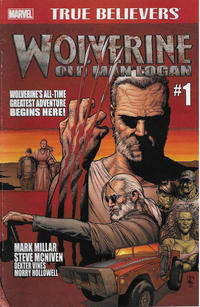 Cover for True Believers Old Man Logan (Marvel, 2015 series) #1