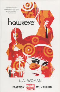 Cover Thumbnail for Hawkeye (Marvel, 2013 series) #3 - L.A. Woman