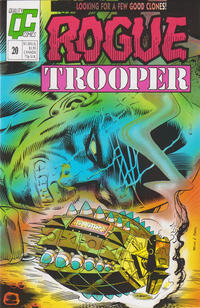 Cover Thumbnail for Rogue Trooper (Fleetway/Quality, 1987 series) #20 [US]