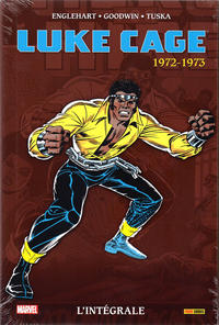 Cover Thumbnail for Luke Cage : L'intégrale (Panini France, 2018 series) #1972-1973