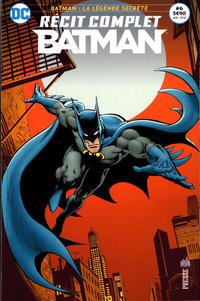 Cover Thumbnail for Récit Complet Batman (Urban Comics, 2017 series) #6 - Batman : La légende secrète
