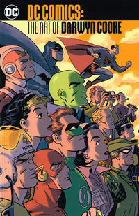Cover Thumbnail for DC Comics the Art of Darwyn Cooke (DC, 2018 series)