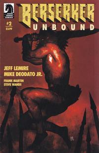 Cover Thumbnail for Berserker Unbound (Dark Horse, 2019 series) #2 [Andrea Sorrentino Cover]