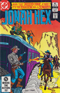 Cover Thumbnail for Jonah Hex (DC, 1977 series) #65 [Direct]