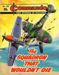 Cover Thumbnail for Commando (D.C. Thomson, 1961 series) #1755