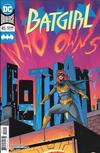Cover for Batgirl (DC, 2016 series) #45
