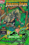 Cover for Jurassic Park (Topps, 1993 series) #1 [Collectors Edition]