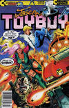 Cover for Toyboy (Continuity, 1986 series) #3 [Newsstand]