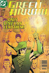 Cover for Green Arrow (DC, 2001 series) #38 [Newsstand]