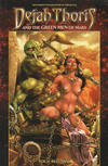 Cover for Dejah Thoris and the Green Men of Mars (Dynamite Entertainment, 2013 series) #1 - Red Meat