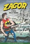 Cover for Zagor collezione storica a colori (Gruppo Editoriale l'Espresso, 2012 series) #60
