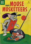 Cover for M.G.M.'s Mouse Musketeers (Dell, 1957 series) #13 [15¢]