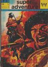 Cover for Super Adventure (Alex White, 1968 series) #18