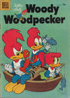 Cover for Walter Lantz Woody Woodpecker (Dell, 1952 series) #44 [15¢]