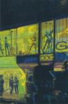 Cover for Blade Runner 2019 (Titan, 2019 series) #4 [Syd Mead Virgin Art]