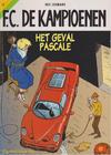 Cover for F.C. De Kampioenen (Standaard Uitgeverij, 1997 series) #17 - Het geval Pascale [Herdruk 2004]