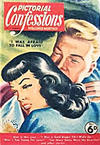 Cover for Pictorial Confessions (Young's Merchandising Company, 1950 ? series) #6