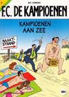 Cover for F.C. De Kampioenen (Standaard Uitgeverij, 1997 series) #21 - Kampioenen aan zee [Herdruk 2010]