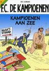 Cover for F.C. De Kampioenen (Standaard Uitgeverij, 1997 series) #21 - Kampioenen aan zee [Herdruk 2005]