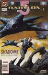 Cover Thumbnail for Babylon 5 (1995 series) #5 [Newsstand]