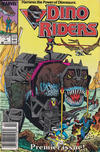 Cover Thumbnail for Dino Riders (1989 series) #1 [Newsstand]