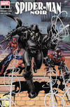 Cover Thumbnail for Spider-Man Noir (2020 series) #1 [Wal-Mart Exclusive]