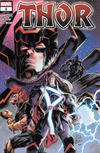 Cover for Thor (Marvel, 2020 series) #1 (727) [Wal-Mart Exclusive]
