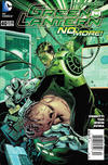 Cover for Green Lantern (DC, 2011 series) #40 [Newsstand]