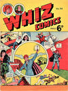 Cover for Whiz Comics (L. Miller & Son, 1950 series) #94