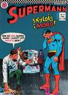 Cover for Supermann (Serieforlaget / Se-Bladene / Stabenfeldt, 1966 series) #4/1969