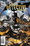 Cover for Detective Comics (DC, 2011 series) #2 [Newsstand]