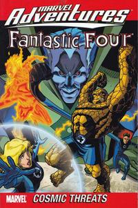 Cover Thumbnail for Marvel Adventures Fantastic Four (Marvel, 2005 series) #4 - Cosmic Threats