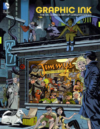 Cover Thumbnail for Graphic Ink: The DC Comics Art of Darwyn Cooke (DC, 2015 series)