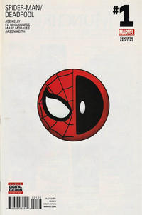 Cover Thumbnail for Spider-Man / Deadpool (Marvel, 2016 series) #1 [Seventh Printing]