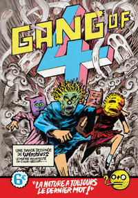 Cover Thumbnail for Gang of 4 (Les Requins Marteaux, 2017 series)