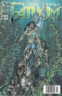 Cover Thumbnail for Fathom (Image, 1998 series) #4 [Newsstand]
